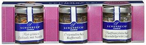 Schuhbecks Exotics Salze, 1er Pack (1 x 100 g)