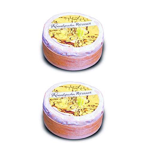Camembert mit Weißwein 2er Set, im Stück