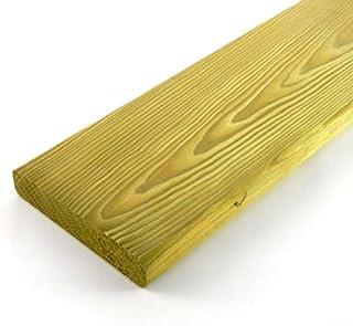Tabla de pino tratada en autoclave de 15 x 70 x 3000 mm