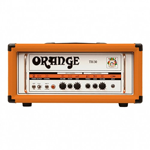 Orange TH 30 H Tiny Terror Tête d'ampli guitare à lampes 30 Watts RMS