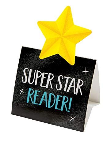 Creative Teaching Press 3D POP! Super Star Reader Bookmarks (10206)