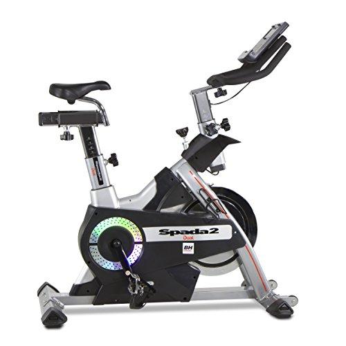 Bh Fitness - Bicicleta indoor spada ii dual