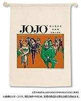 荒木飛呂彦原画展 ジョジョの奇妙な冒険 長崎 キービジュアル 巾着袋
