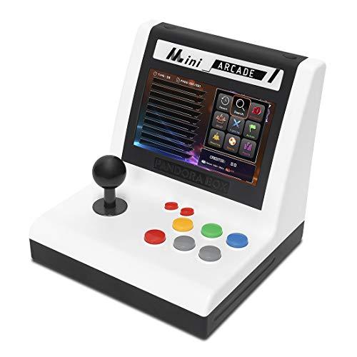 WISAMIC Real Pandoras Box DX Spielkonsole Arcade Mini Konsole:Home Arcade Joystick Spiele Game Unterstützung 3D-Spiele mit Full HD Spiele Klassifizierung verbesserte CPU