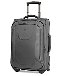 5787ae0bf4d9 Travelpro Luggage Maxlite3 22 Inch Expandable Rollaboard This bag fits  within the most common size and is on the lighter end of weight for a  rolling ...