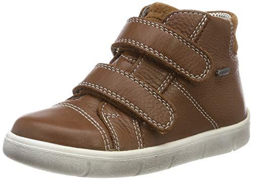 Superfit Baby-Jungen Ulli Sneaker, Braun (Braun 31), 21 EU