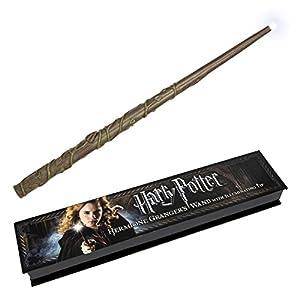 Noble Collection- Réplica Harry Potter Varita Hermione Granger con luz, Multicolor (HERMIONEWAND) 24