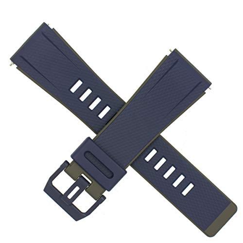 Original Casio Uhrenarmband für GA-2000 GA 2000 Blau Grün Olive 10590970