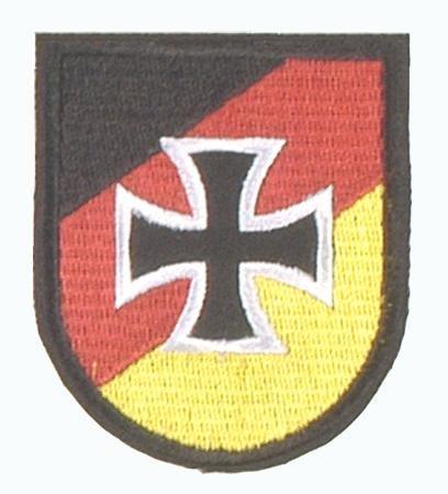 Stoffabzeichen Reservisten der Bundeswehr 70 x 60 mm