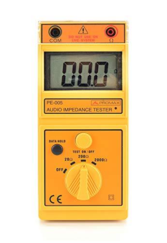 Audio-Impedanz-Messgerät pe-005