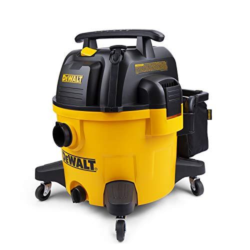 DEWALT DXV09P 9 Gallon Poly Wet/Dry Vac, Yellow