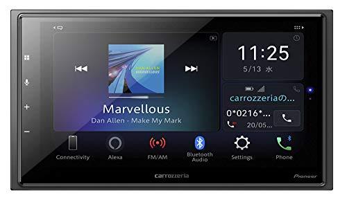 パイオニア カーオーディオ カロッツェリア DMH-SZ700 6.8型 Amazon Alexa搭載 AppleCarPlay AndroidAuto™...