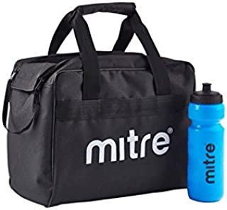 Mitre Bag and Bottle Set - Black