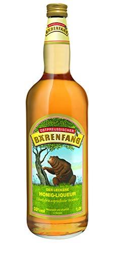 Bärenfang Bärenfang Ostpreussischer Honig Liqueur Honig (1 x 1 l)