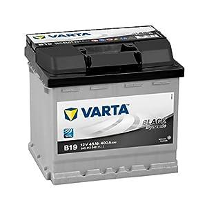VARTA BLACK Dynamic B19 Batería De Arranque, 545 412 040 3122, 12V 45Ah 400A/EN