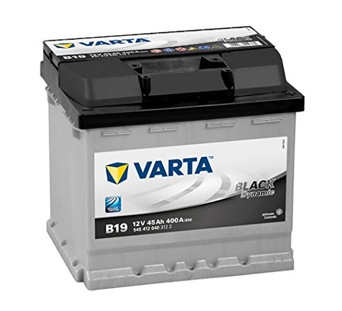 Varta BLACK Dynamic B19 Autobatterie 545 412 040 3122, 12V 45Ah 400A/EN