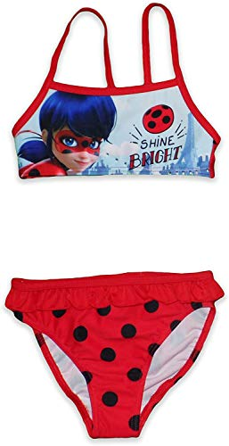 Miraculous Ladybug Bikini (4 Jahre, rot)