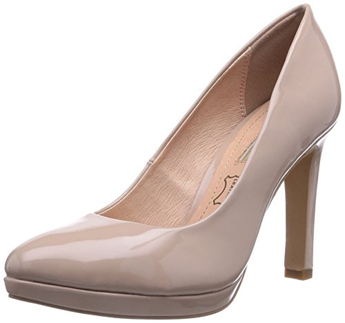 Buffalo Shoes Damen H748-1 P1236S Pumps, Pink (PINK 34), 39 EU