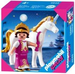 PLAYMOBIL 4645 Especial Unicornio y Princesa