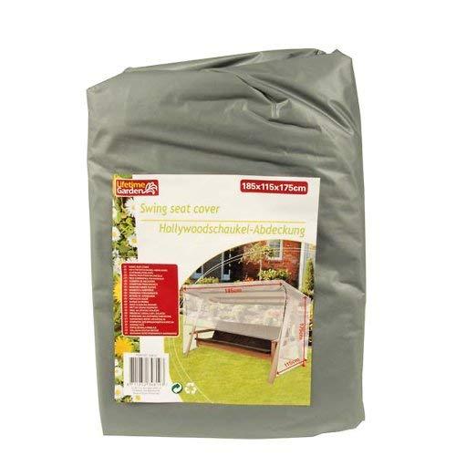 Lifetime Garden Housse de Protection PVC pour balancelle de Jardin