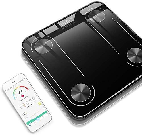 Jsmhh Body Fat Scale, balanza de Equilibrio de Peso Corporal