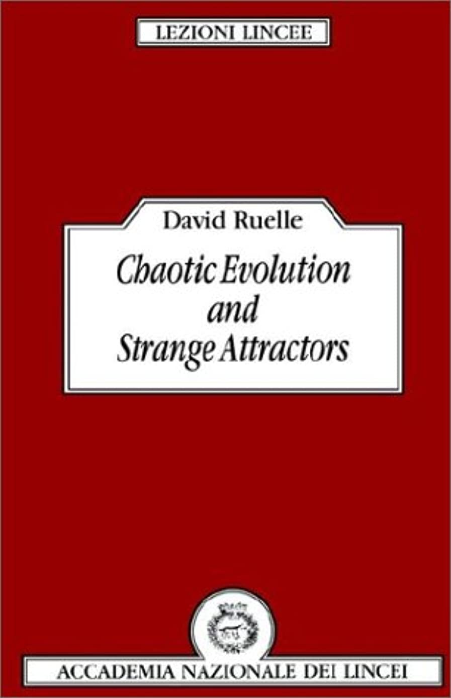 廃棄する異なるパントリーChaotic Evolution and Attractors (Lezioni Lincee)