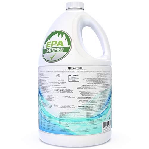 EPA Registered | Hypochlorous Acid Disinfectant | Hospital Grade Spray | Kills Viral & Bacterial MRSA, Viruses, SARS, H1N1, Pathogens, & Black Mold