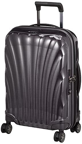 Maleta rígida de 55 cm, 4 ruedas, cabina Samsonite C-Lite, color negro
