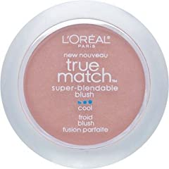 With a soft, powder texture, True Match Blush goes on smooth and blends evenly into skin to naturally brighten up your complexion Blush coordinates perfectly with your True Match Makeup, Powder, and Concealer, and comes with a brush and mirror inside...