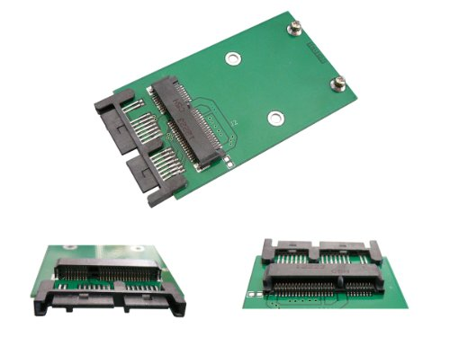 Kalea Informatique Adapter, mSATA auf MicroSATA, für SSD Mini-PCIe Typ mSATA