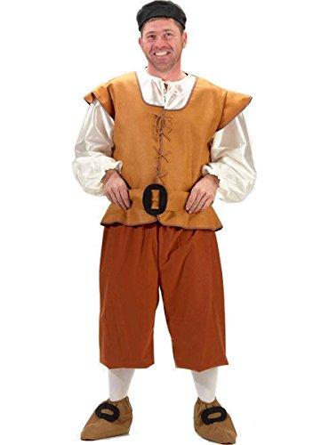 Disfraz de Sancho Panza adulto - nica