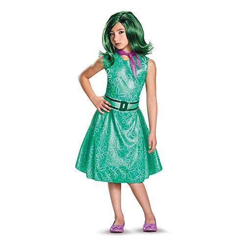Disgust Classic Child Costume, Medium (7-8)