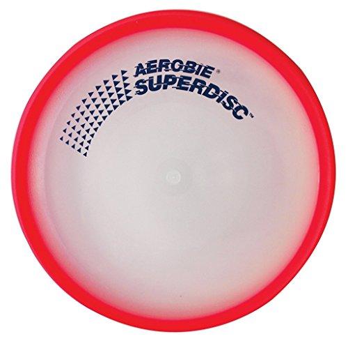 Aerobie Superdisc  Single Unit RED