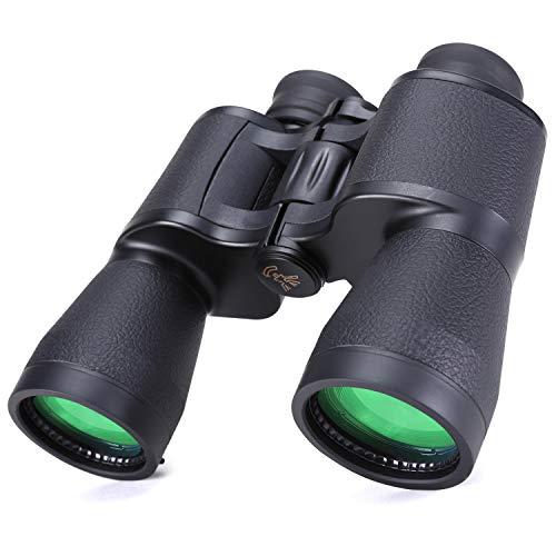 Binocolo 20x50 per Adulti, Binocoli professionale HD professionale impermeabile compatto con visione notturna in condizioni di scarsa illuminazione per concerti di caccia di birdwatching in movimento