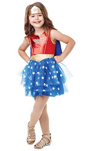 Rubies 300074 9-10 - Disfraz de niña, multicolor