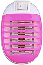 Mumoo Bear Electric Mini LED Mosquito Repeller Killer Fly Bug Insect Zapper Night Lamp (Assorted Color)
