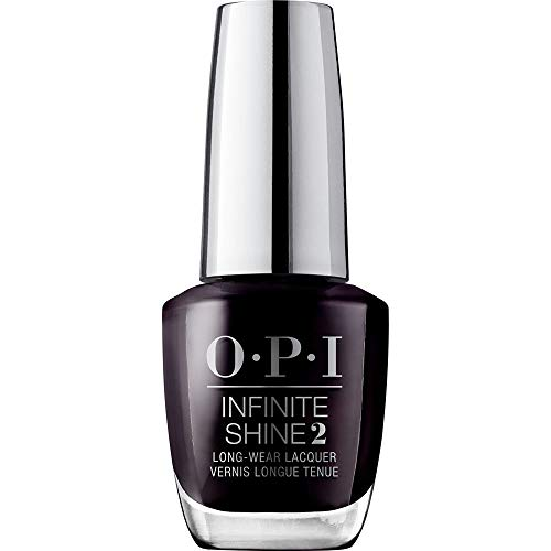 OPI Infinite Shine 2 Long-Wear Lacquer, Lincoln Park After Dark, Purple Long-Lasting Nail Polish, 0.5 fl oz