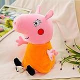PETPAWA Porcinet Peggy Anime Enfants Jouet en Peluche Cochon poupée-Cochon Maman_65cm