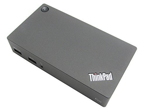 Lenovo 40A70045UK ThinkPad USB 3.0 Pro Dock