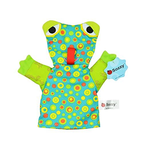 JSJJARF Fingerpuppen Moderne Cartoon Kinder Baby Spielzeug Finger Puppen Hand Puppe Puppe Tiere Handschuhe Für Kinder (Color : 6)