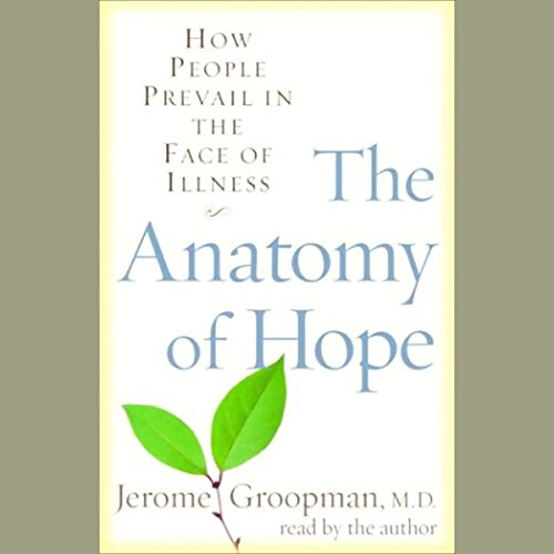 The Anatomy of Hope audiobook cover art