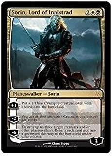 Magic: the Gathering Sorin, Lord of Innistrad - Duel Decks: Sorin vs Tibalt - Foil