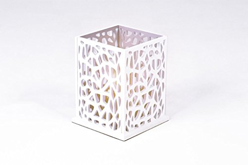 CVC- Lampada decorativa, collezione Frammenti, lavorazione legno. Dimensione 16x14x20 cm. Made in Italy