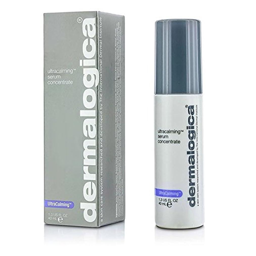 問題脈拍伝染性のダーマロジカ UltraCalming Serum Concentrate 40ml/1.3oz並行輸入品