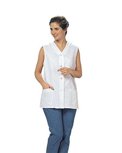 Leiber Hosenkasack-Standard ohne Arm 44 Weiß