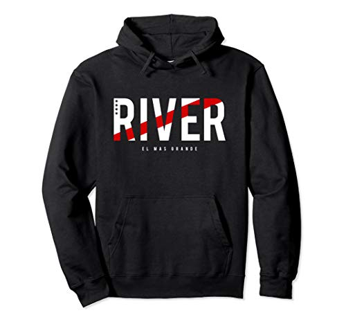 RIVER PLATE 'RIVER' Pullover Hoodie