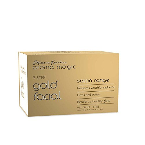 Aroma Magic Gold Facial Kit (Golden)