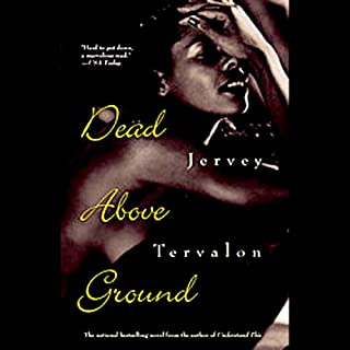 Dead Above Ground audiobook cover art