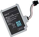 Backupower - Batería de repuesto compatible con Wii U Gamepad WUP-012, WUP-010, Wii U Wii U Gamepad (WUP-010) WiiU WUP-012 WUP-002 3,7 V 1500 mAh/3000 MAH