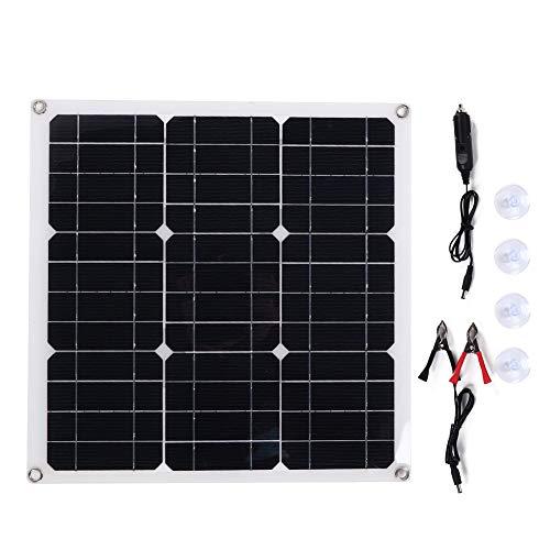 Portátil Solar Panel, (0.06510 ± 0.15)%/℃ Único Cristal Silicio 20V ± 0.8v...